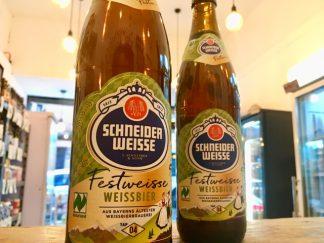 Schneider Weisse - Meine Festweisse - Tap 4 - Hefeweisse/Wheat Beer