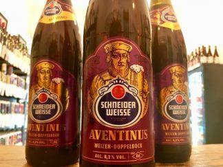 Schneider Weisse Tap 6 - Meine Aventinus