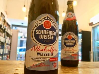 Schneider Weiss Tap 3 – Mein Alkoholfrei