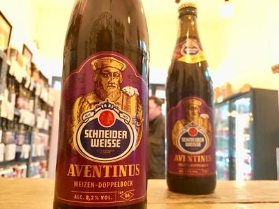 Schneider Weisse Tap 6 – Meine Aventinus – Wheat Beer/Doppelbock
