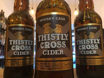 Thistly Cross – Whisky Cask 330ml bottle