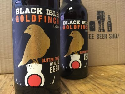 Black Isle – Goldfinch