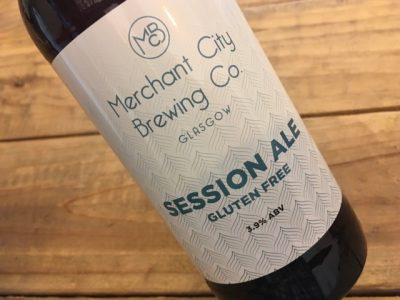 Merchant City – Session Ale