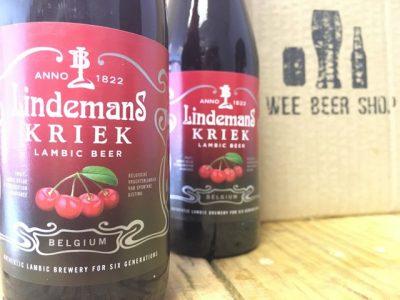 Lindemans- Kriek cherry lambic