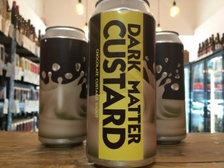 Turning Point - Dark Matter Chocolate Custard Stout