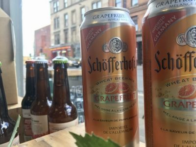 Schofferhofer – Grapefruit – Radler