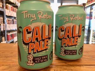 Tiny Rebel - Cali Pale Ale