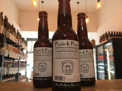 De Molen – Pirate & Pixie Barley Wine