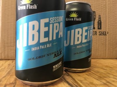 Green Flash – Jibe