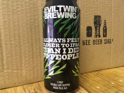 Evil Twin – I've Always Felt Closer To IPAs Than People