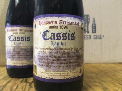 Hanssens – Cassis lambic