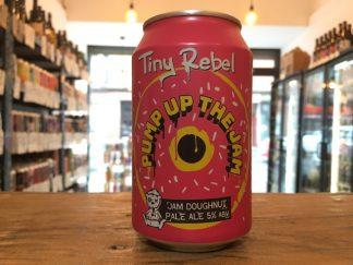 Tiny Rebel - Pump up the Jam Doughnut Pale Ale