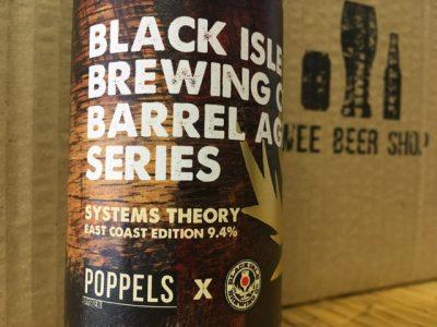 Black Isle / Poppels – BA Systems Theory: East Coast Edition