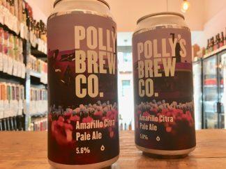 Polly's Brew Co - Amarillo Citra Pale Ale