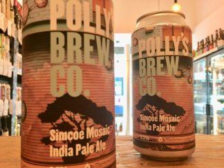 Polly's Brew Co - Simcoe Mosaic IPA