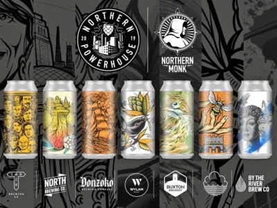 Northern Monk – Northern Powerhouse 2019 series – PRE-ORDER