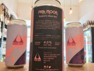 Liquid Light - Pink Moon