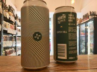 North x Gipsy Hill - Triple Fruited Gose White Peach