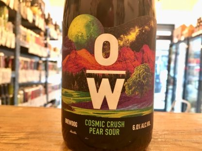 Brewdog/Overworks - Cosmic Crush Pear