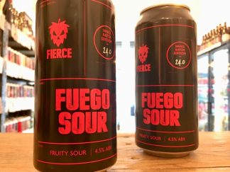 Fierce - Fuego Sour