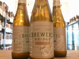 Dupont x Allagash - Brewers Bridge