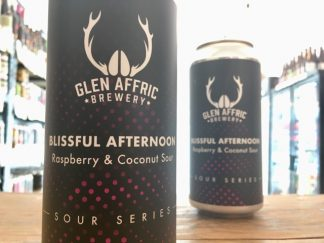 Glen Affric - Blissful Afternoon - Raspberry & Coconut Sour