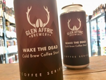 Glen Affric - Wake The Dead - Coffee Stout