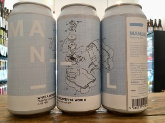 Manual - What A Wonderful World