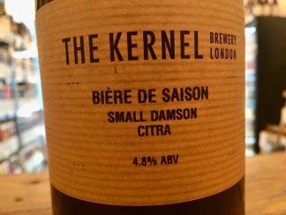 The Kernel - Biere de Saison Small Damson Citra