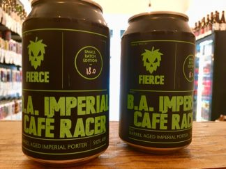 Fierce - Barrel-Aged Cafe Racer - Imperial Porter
