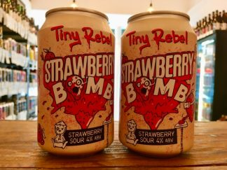 Tiny Rebel - Strawberry Bomb - Sour IPA
