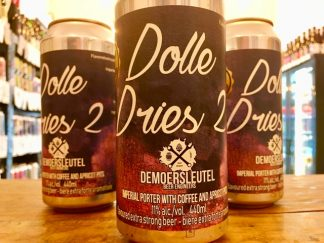 De Moersleutel - Dolle Dries 2 - Imperial Stout
