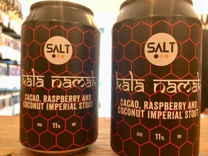 Salt Beer Factory - Kala Namak - Raspberry, Cacao, Coconut Imperial Stout