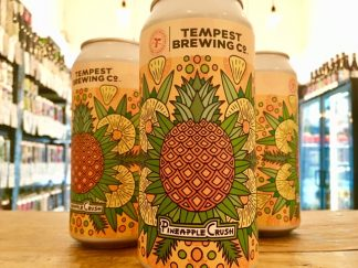 Tempest - Pineapple Crush - Fruit Sour