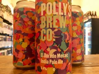 Polly's Brew Co - El Dorado Mosaic - IPA