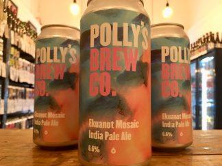 Polly's Brew Co - Ekuanot Mosaic - IPA