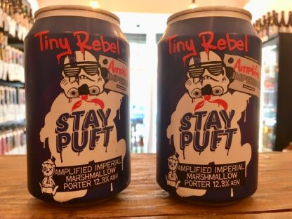 Tiny Rebel - Amplified Imperial Stay Puft - Marshmallow Stout