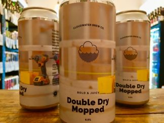Cloudwater - Double Dry Mopped - NEIPA