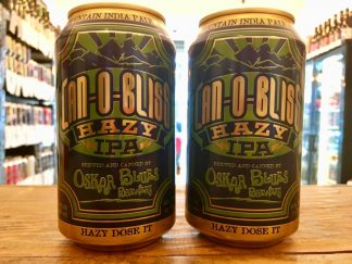 Oskar Blues - Can-O-Bliss - Hazy IPA