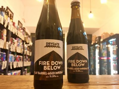 Drygate – Fire Down Below – Islay Barrel-Aged Imperial Stout