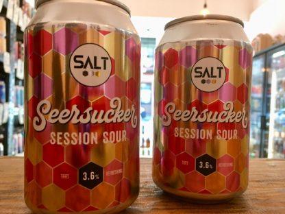 Salt Beer Factory - Seersucker Session Sour