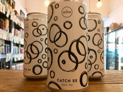 Mobberley Brewhouse - Catch 22 - DDH IPA