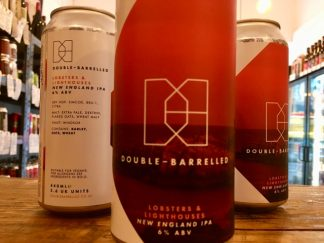 Double Barrelled - Lobsters & Lighthouses - NEIPA