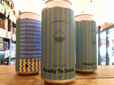 Cloudwater – Ready To Drink – Pale Ale