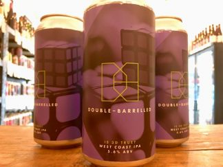 Double Barrelled - Is 3D True? - IPA