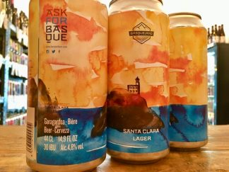 Basqueland Brewing - Santa Clara - Lager