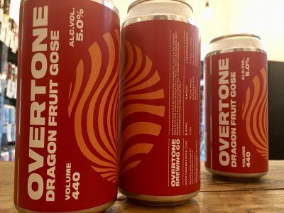 Overtone – Dragonfruit Gose – Sour
