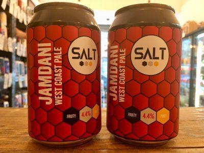 Salt – Jamdani – Pale Ale
