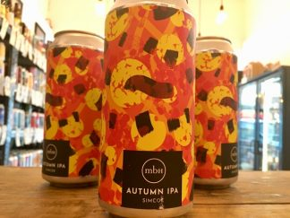 Mobberley Brewhouse - Autumn IPA
