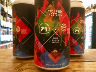71 Brewing x Vibrant Forest - Two Fruits No Stones - Guava & Papaya Pale Ale